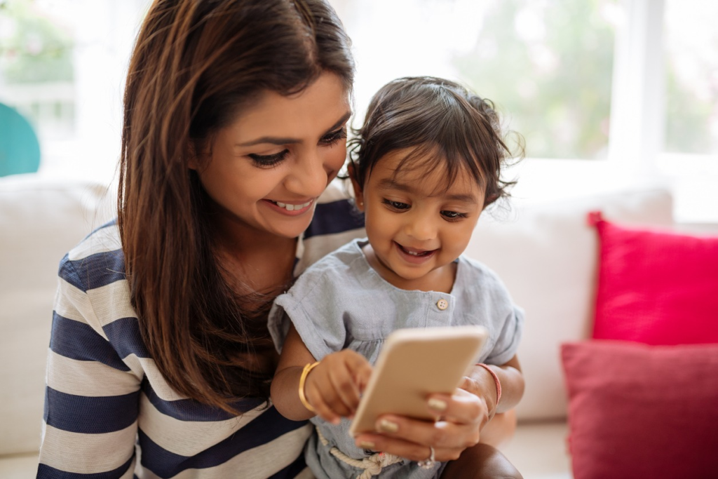 Staying connected with your loved ones