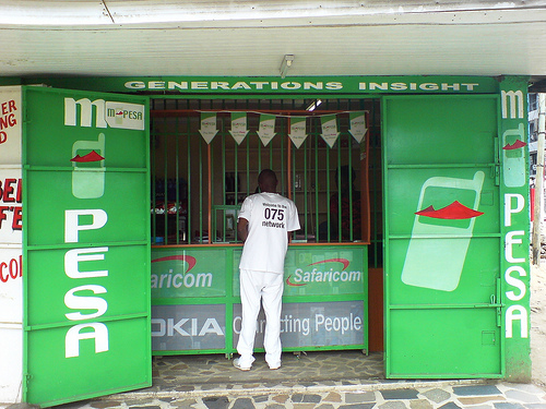 Safaricom-Agent-Shop